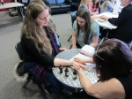 Staffordshire Clubs for Young People - Girls Event - Pampering