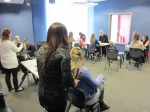 Staffordshire Clubs for Young People - Girls Event - Hairdressing