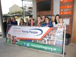 Staffordshire Clubs for Young People - Girls Event - Group Photo