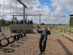 Staffs CYP - Whitemoor Lakes day - Assault Course (2)