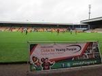 Staffs CYP - Port Vale Legends Game - Banner