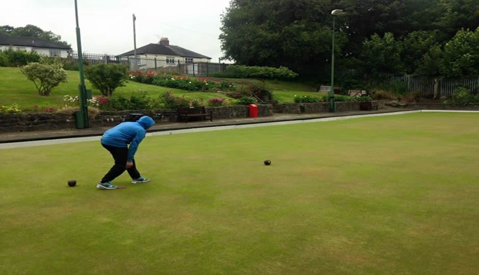 Staffordshire Clubs for Young People -Crown Green Bowling