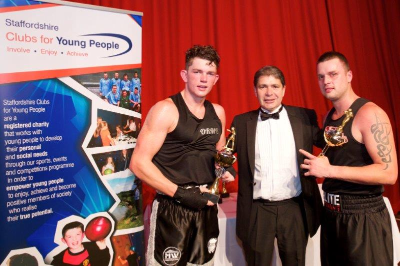 Staffs CYP - Charity Boxing Event